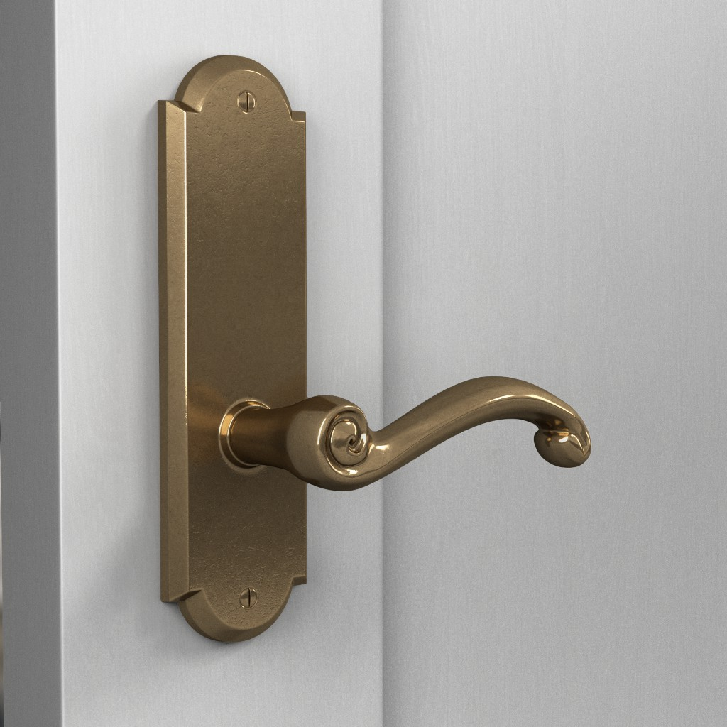 Appealing design your own door handle contemporary for Design your own front door